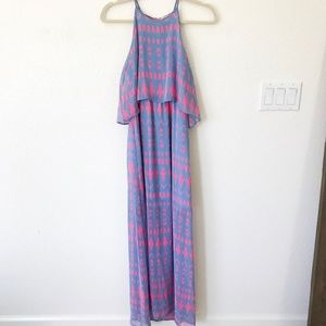 Lined Maxi Dress - Very Flattering